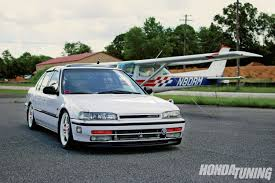 1992 honda accord ex striking a chord honda tuning magazine