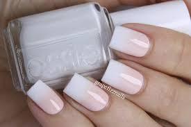 grape fizz nails wedding nails neutral gradient