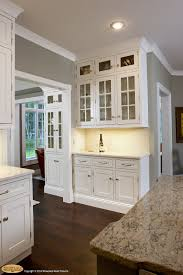 cabinets showplace cabinetry fills this gracious executive home