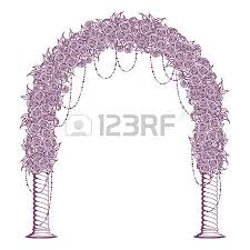 wedding arches and columns 2 286 flower arch stock illustrations cliparts and royalty free