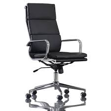 Comfortable Office Chairs White Leather Office Chair Staples 2462