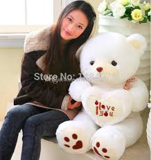big valentines day teddy bears compare prices on big valentines day bears online shopping buy