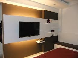 Feature Walls In Bedrooms Tv Console Ideas Storage Beneath Tv Tv Hung On Wall Rustic Wood