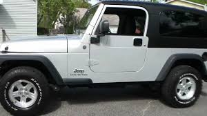 lj jeep for sale 2005 jeep wrangler unlimited for sale youtube