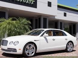 white bentley flying spur 2014 bentley flying spur mulliner w 12