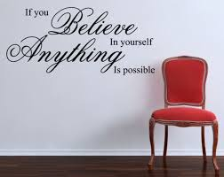 Design Wall Stickers Inspirational Wall Decals