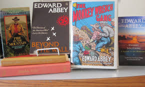 edward abbey the eclectic reader