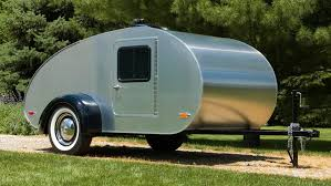 Teardrop Camper With Bathroom Rv Trailer Guide Sunset
