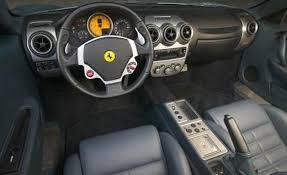 f430 interior test driven f430 spider al s take mind motor