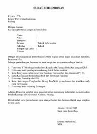 contoh surat pernyataan untuk melamar kerja contoh surat permohonan yang baik dan cara membuatnya download