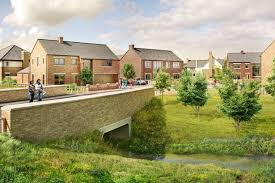 new homes to build plan to build 3 000 new homes in newcastle set to be given green