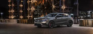 mercedes jeep 2016 matte black 2018 mercedes amg gla luxury suv mercedes benz canada