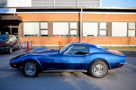 what is the year of the corvette true blue 1973 chevrolet corvette stingray hooniverse