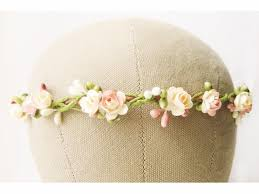 flower accessories wedding hair accessories flower crown bridal headpiece
