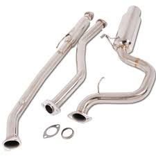 toyota celica exhaust toyota celica 7th zzt 99 06 decat exhaust system