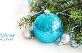 turquoise and silver ornaments border stock photo