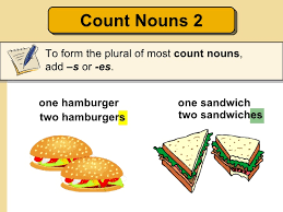 Exercises Count And Non Count Nouns Count And Non Count Nouns Some And Any