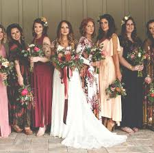 bridesmaid dress ideas best 25 unique bridesmaid dresses ideas on bridesmaid
