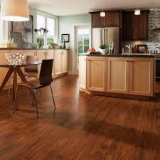 home decor kitchen decor ideas with varnished iron wood floor and