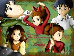 borrower arrietty forestrose7 deviantart