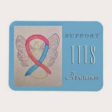 custom awareness ribbons 302 best pink and blue awareness ribbon support and gifts