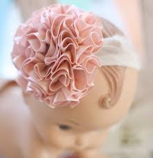 flowers for hair how to make easy fabric flowers for baby headbands and diy bouquets