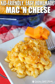 easy macaroni cheese kid friendly easy homemade mac and cheese recipe living well mom