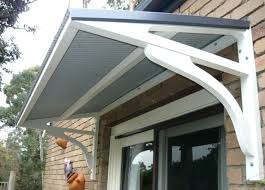 Small Awnings Over Doors Diy Front Door Canopy Image Result For Modern Awnings Over Front