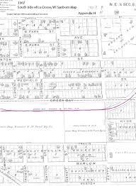 Wisconsin State Map With Cities by Urban Sprawl U2013 A Case Study Of La Crosse Wi Brendan Nee