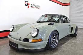 porsche rwb just listed 1990 porsche 911 rwb u201cpandora one u201d automobile magazine