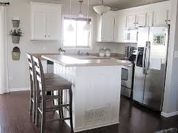 small l shaped kitchen with island inspiring l shaped banquette backing to kitchen island breakfast