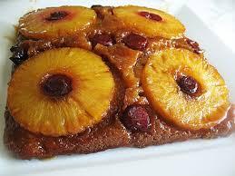 pineapple upside down cake lisa u0027s kitchen vegetarian recipes