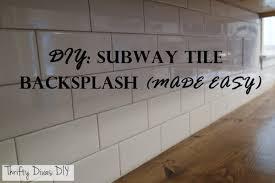 laying subway tile backsplash amys office