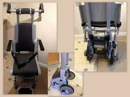 Temporary Chair Lift For Stairs Portable Stair Lift Attach To Wheelchair Climbs Stairs Max