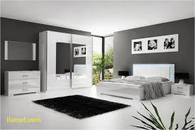 chambre à coucher blanc et noir chambre à coucher blanc laqué avec éclairage led forium ilumut com