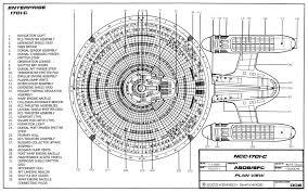 star trek enterprise floor plans star trek blueprints starfleet vessel ambassador class starship