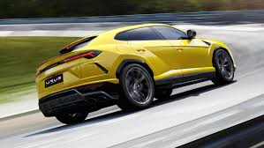 fastest lamborghini lamborghini urus is the world u0027s fastest suv nurburgring record