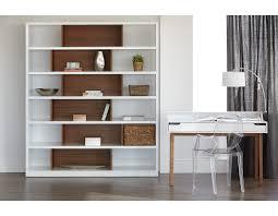 Modloft Pearl Bookcase Chicago Bibliothèque Bookcase White Apartment Ideas And Credenza
