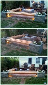 Backyard Fire Pits Designs by Top 25 Best Propane Fire Pits Ideas On Pinterest Fire Pit
