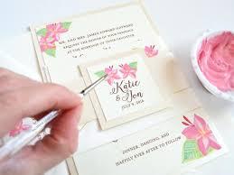 tropical themed wedding invitations tropical wedding invitations amazing botanical green wedding