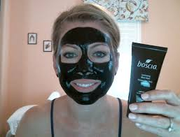 Masker Boscia boscia luminizing black mask review and results