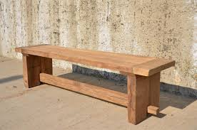 Wooden Bench Plan Wooden Bench Plans Outdoor Bench Plans Planter And Simple Garden