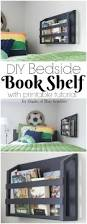 Bed Shelf Best 25 Bunk Bed Shelf Ideas On Pinterest Loft Boards Wall