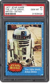 wars cards psa set registry collecting the 1977 topps wars trading card