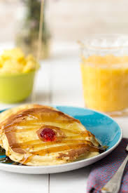 best pineapple upside down pancakes recipe delish com