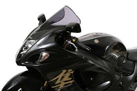mra double bubble racingscreen windshield for suzuki hayabusa