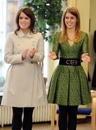 Princess Beatrice Hat Meme - princesses beatrice and eugenie stun us with their style photos