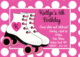 free printable roller skating invitations cloudinvitation com