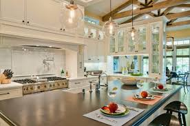 Kitchen Pendent Lighting by Hanging Lights For Kitchen Pendant Lights With Metallic Tinge For