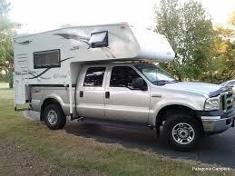 toyota motorhome 4x4 camper adventurer 850 sobre ford f 250 4x4 inte youtube